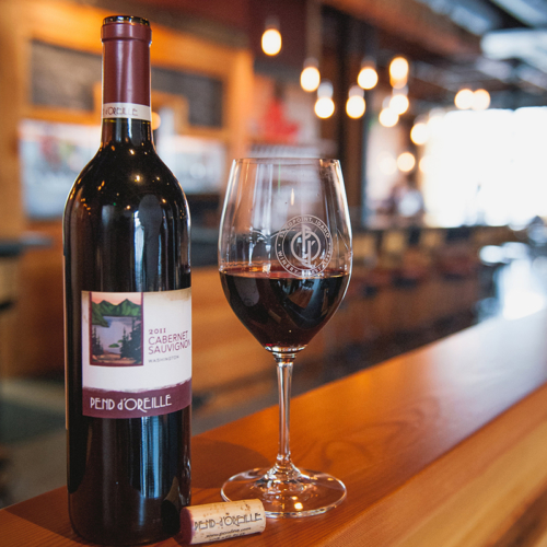 Pend 'd Oreille Winery image