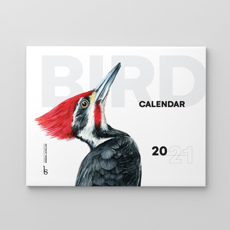 2021 Bird Calendar